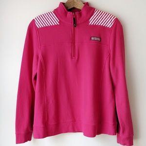 Vineyard Vines Shep Shirt 1/4 Zip Sweatshirt